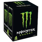 Monster Energydrink 4 x 0,5 l