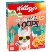 Kellogg's Honey Llama Loops 330 g