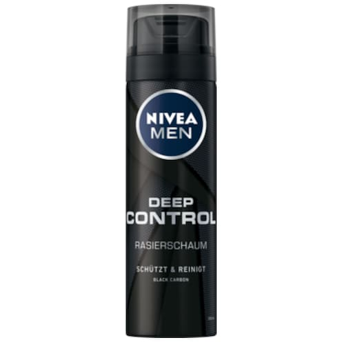 NIVEA MEN Deep Control Rasierschaum 200 ml