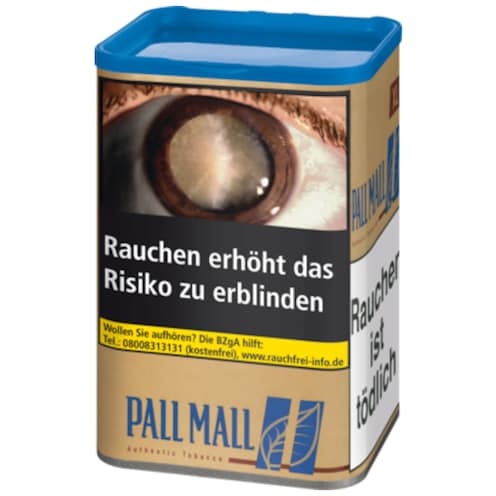Pall Mall Authentic Blue Tobacco XL 65 g