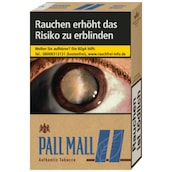 Pall Mall Authentic Blue XL Zigaretten 23 Stück
