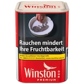 Winston Premium Tobacco Red Tin-M 100 g