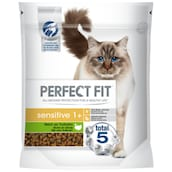 PERFECT FIT Sensitive 1 + reich an Truthahn 750 g
