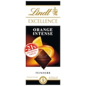 Lindt Excellence Orange Intense 100 g