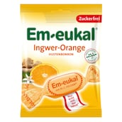 Em-eukal Ingwer-Orange zuckerfrei 75 g