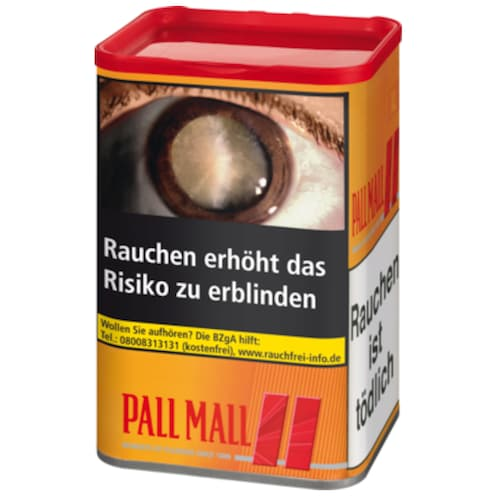 Pall Mall Allround Red XL Dose Tabak 65 g