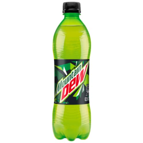 Mountain Dew Limonade 0,5 l