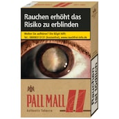 Pall Mall Authentic Red Zigaretten 20 Stück