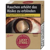 Lucky Strike Authentic Red XXL Zigaretten 25 Stück