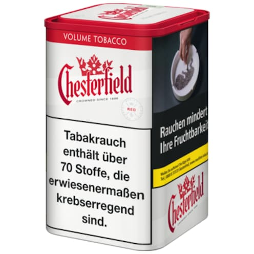 Chesterfield Volume Tobacco Red XL 115 g