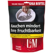 L&M Volume Tobacco Red Giga-Beutel 150 g