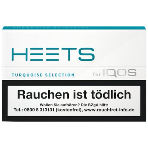 Heets Turquoise Selection 20 Stück