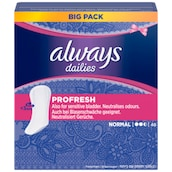 Always ProFresh Normal Slipeinlagen Vorteilspack Normal
