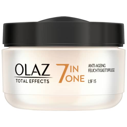 Olaz Total Effects 7 in One Anti-Ageing Feuchtigkeitspflege LSF 15 50 ml