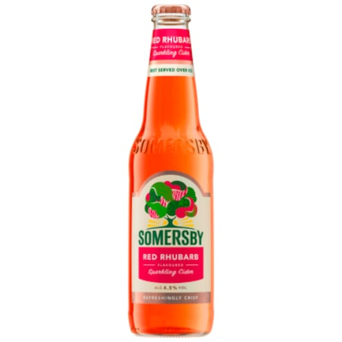 Somersby Red Rhubarb 0,33 l