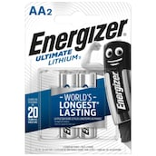 Energizer Ultimate Lithium AA 2 Stück