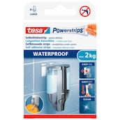 tesa Powerstrips Waterproof Large 6 Stück