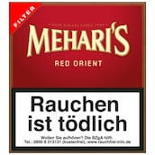 Mehari's Red Orient Filter Cigarillos 20 Stück