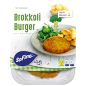 SoFine Brokkoli Burger 2 x 85 g