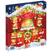 Lindt Teddy Adventskalender 128 g