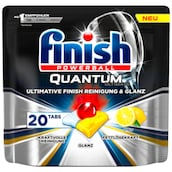 finish Quantum Ultimate Citrus 20 Tabs