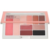 Maybelline New York City Kit Lidschatten- & Highlighterpalette Nr. 2 Pink Edge 12 g