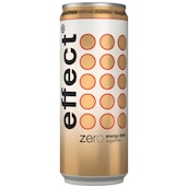 effect HIGH QUALITY SUGARFREE zero 0,33 l