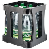Bad Brambacher Mineralwasser Medium - Kiste 9 x 1 l