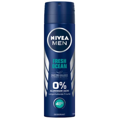 NIVEA Men Deospray Fresh Ocean 150 ml