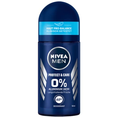 NIVEA Men Deo Roll-On Protect & Care 50 ml