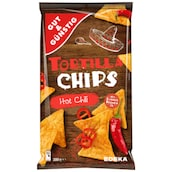 GUT&GÜNSTIG Tortilla Chips Chili 300 g