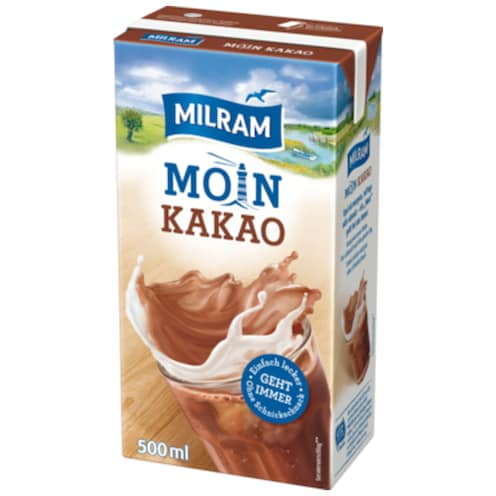 MILRAM Kakao Drink 0,3 % Fett 500 ml