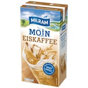MILRAM Eiskaffee 0,1 % Fett 500 ml