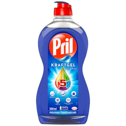 Pril Kraft Gel Ultra Plus 500 ml