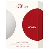 s.Oliver Women Eau de Parfum Natural Spray 30 ml