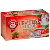 Teekanne Strawberry Cheesecake 18 x 2,25 g
