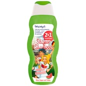 tetesept: Shower & Shampoo Cooler Kicker 200 ml