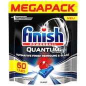 finish Quantum Ultimate Geschirrspülmittel 60 Tabs