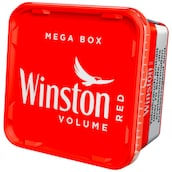Winston Volume Tobacco Red Mega Box 185 g
