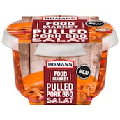 HOMANN Food Market Pulled Pork BBQ Salat 150 g
