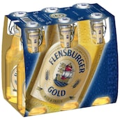 FLENSBURGER Gold 6 x 0,33 l
