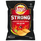 Lay's Strong Chili And Lime 125 g