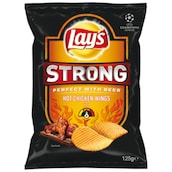 Lay's Strong Hot Chicken Wings 125 g
