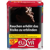 Elixyr Classic Cigarette Tobacco Red 115 g