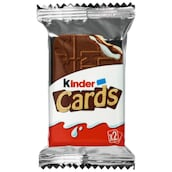 Ferrero Kinder Cards 25,6 g