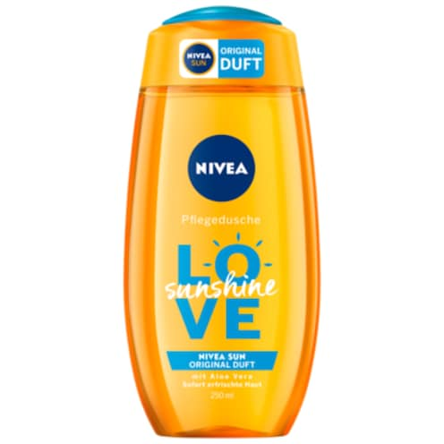 NIVEA Pflegedusche Sund Welcome Shine 250 ml