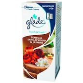 glade Touch & Fresh Sesual Sandalwood & Jasmine Minispray Nachfüller 10 ml
