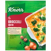 Knorr Fix Broccoli Gratin für 2 Portionen