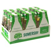Somersby Apple Cider - Karton 24 x 0,33 l