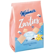 Manner Zarties Milky Vanilla Waffeln 200 g